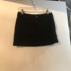 Paige Black Mini Skirt